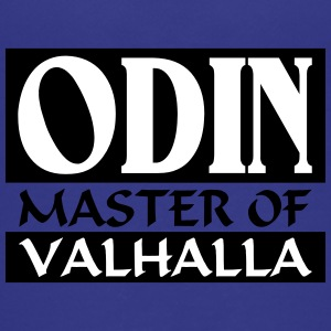 Odin _-_ Master_Of_Valhalla - Teenager Premium T-shirt