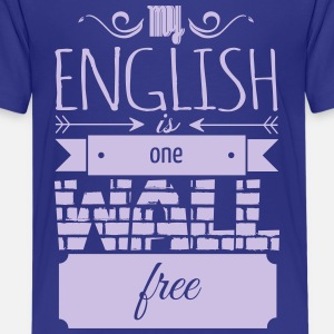 one wall free english