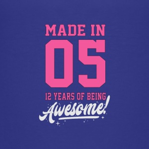 MADE IN 2005 - 12e anniversaire - T-shirt Premium Ado