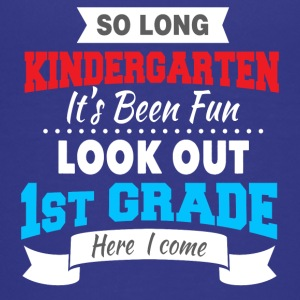 CHILDREN'S CHILDREN - 1st GRADE - 1st CLASS - GRUNDSCHUL - Teenage Premium T-Shirt