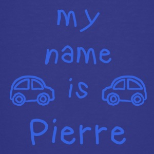 PIERRE MY NAME IS - Teenage Premium T-Shirt