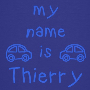 THIERRY MY NAME IS - T-shirt Premium Ado