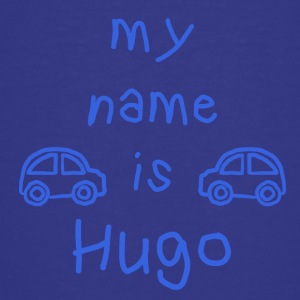 HUGO MY NAME IS - Teenage Premium T-Shirt