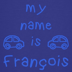 FRANCOIS MIJN NAAM IS - Teenager Premium T-shirt