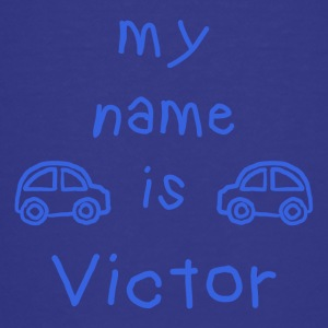 VICTOR MY NAME IS - T-shirt Premium Ado