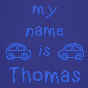 MY NAME IS THOMAS - Premium T-skjorte for tenåringer