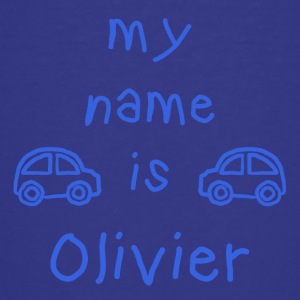 OLIVIER MY NAME IS - Premium T-skjorte for tenåringer