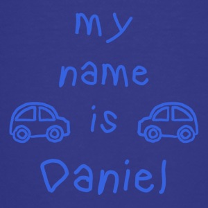 MY NAME IS DANIEL - Premium T-skjorte for tenåringer