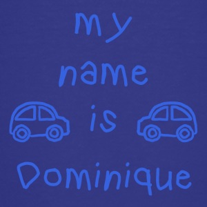DOMINIQUE MEIN NAME - Teenager Premium T-Shirt