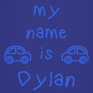 DYLAN MEIN NAME - Teenager Premium T-Shirt