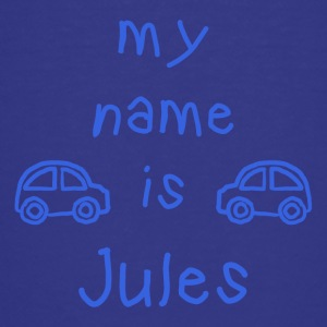 JULES MEIN NAME - Teenager Premium T-Shirt