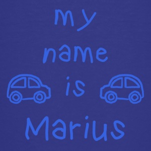MARIUS MY NAME IS - Teenage Premium T-Shirt