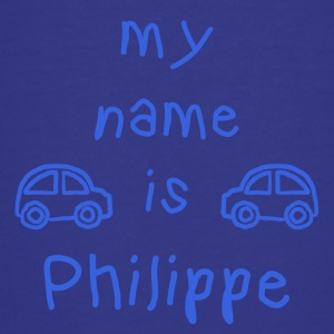 PHILIPPE MY NAME IS - Teenage Premium T-Shirt