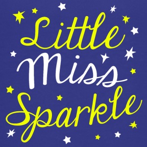 LITTLE MISS SPARKLE - Premium T-skjorte for tenåringer