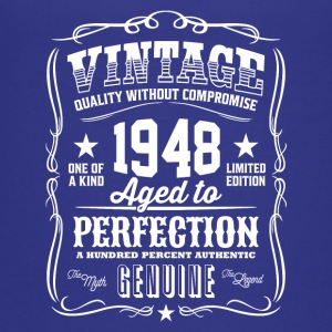 Vintage 1948 Aged to Perfection - Teenager premium T-shirt