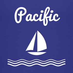 Pacific Sailing - Teenager Premium T-shirt