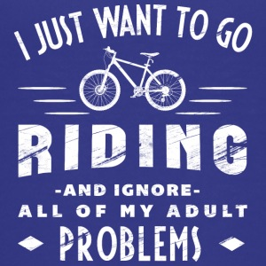 GO RIDING - T-shirt Premium Ado