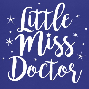 Little miss Doctor - Teenage Premium T-Shirt