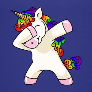 Unicorn deppen Eenhoorn T-shirt - Teenager Premium T-shirt