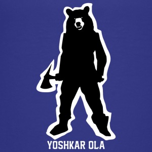 Yoshkar-Ola - Teenage Premium T-Shirt