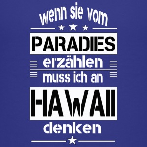Paradeis HAWAII - Teenager Premium T-Shirt