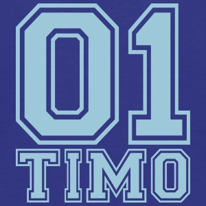 Timo - Name - Teenage Premium T-Shirt