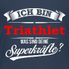 Triathlet Triathletin Triathlon Ausdauermehrkampf - Teenager Premium T-Shirt