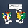 Rubik's Why ? - Teenage Premium T-Shirt