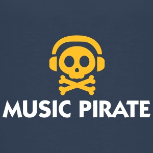 Music Pirate - Teenage Premium T-Shirt