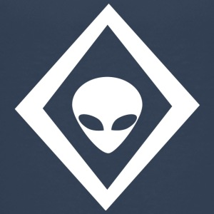 Alien logo - Teenage Premium T-Shirt