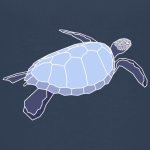 Turtles - Turls Negative - Teenage Premium T-Shirt