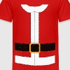 Funny Santa Claus / Christmas costume - Teenage Premium T-Shirt