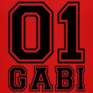Gabi - Naam - Teenager Premium T-shirt