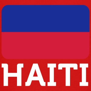 National Flag Of Haiti - Teenage Premium T-Shirt