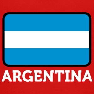 De Nationale Vlag Van Argentinië - Teenager Premium T-shirt
