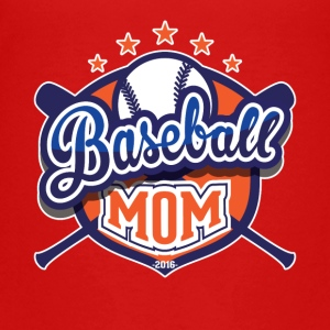 Baseball mor - Teenager premium T-shirt