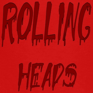 rolling heads - Teenage Premium T-Shirt