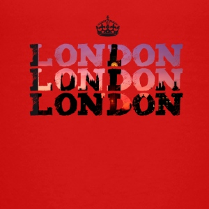 London England krone brexit big ben UK trip tour - Teenage Premium T-Shirt