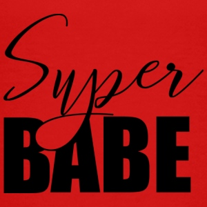 super babe - Teenager premium T-shirt