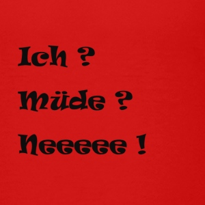 Müdeeeee - Teenager Premium T-Shirt