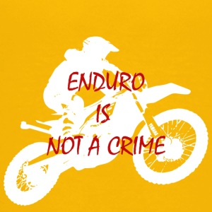 enduro is not a crime 2 - Teenager Premium T-Shirt