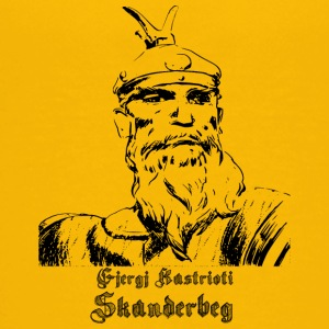 Skanderbeg - Teenager Premium T-Shirt
