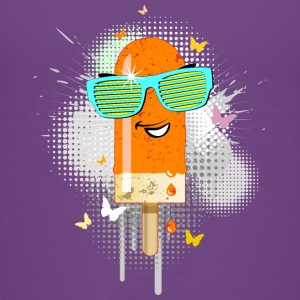 Popsicle ijs lolly ijs Gelato zomer zoet - Teenager Premium T-shirt