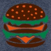 hamburger icon burger 22023 - Teenage Premium T-Shirt
