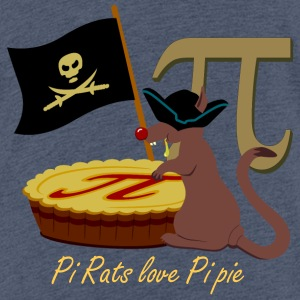Pi rat / Pi Piratenratte (B, DDP)