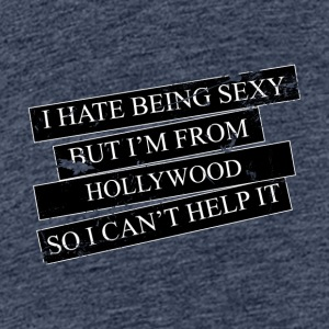 Motive for cities and countries - HOLLYWOOD - Teenage Premium T-Shirt