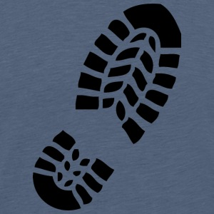 footprint1 - Teenager premium T-shirt