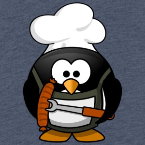 Penguin Cook - Teenager Premium T-shirt