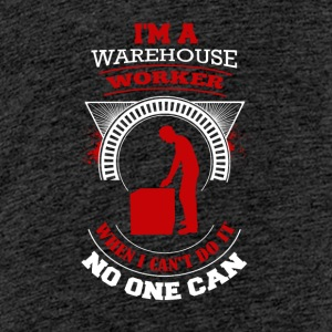 T-Shirt WarehouseWorker Design - Teenage Premium T-Shirt