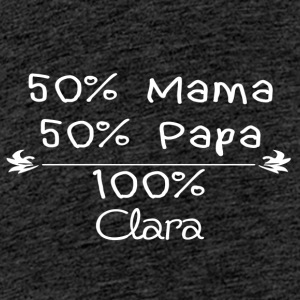 100% Clara - Teenager Premium T-Shirt